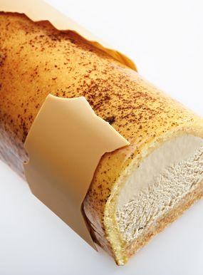 Madeira yule log