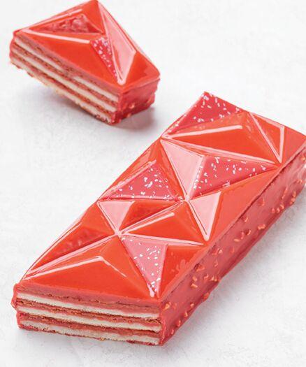 ORIGAMI TRAVEL CAKE