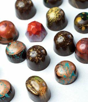 Molded Chocolate Bonbons