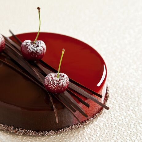 Scarlett Entremet Meet the Chef Recipe