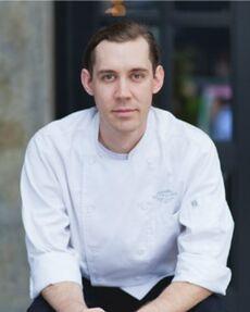 Chef Joshua Graves