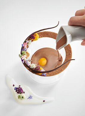 Dessert Jardin Suspendu