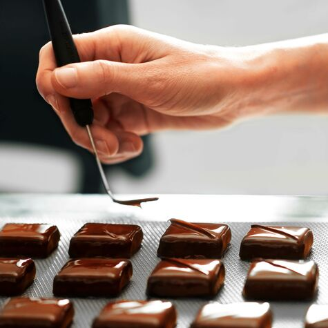 Valrhona Chocolate Bonbons