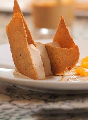 Mousse Glacée Praliné Noisette 66%