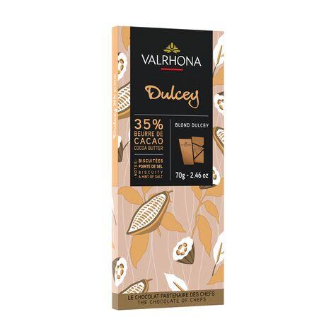 valrhona.com-Tavoletta di Degustazione Dulcey