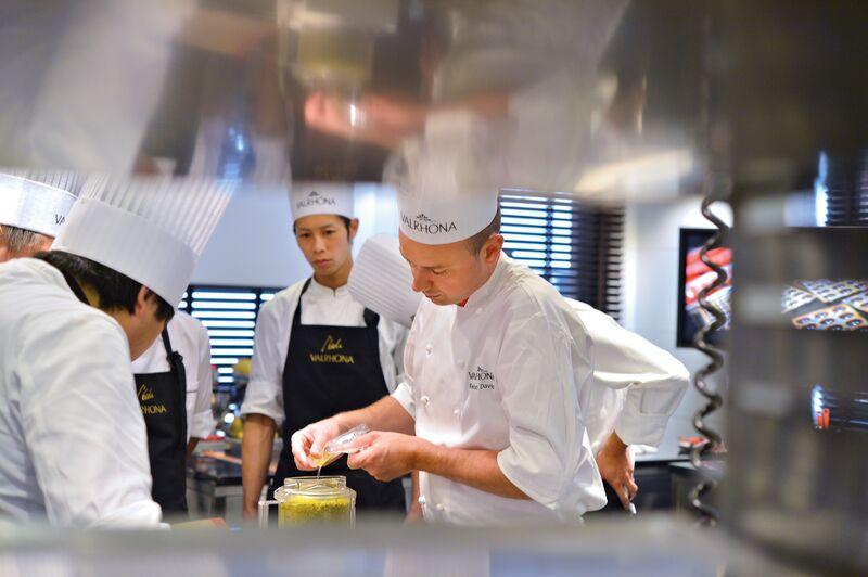 Valrhona.com - Projets Filiale - Article Live Long Gastronomie