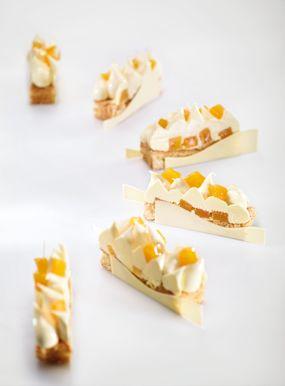 Citrus Cape Cakes