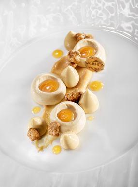 Dessert assiette ZINZLI