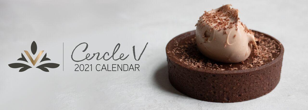 Cercle V 2021 Calendar Contest