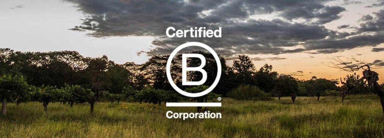 B Corporation® certification