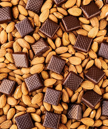 Almond & Oat Vegan Bonbons