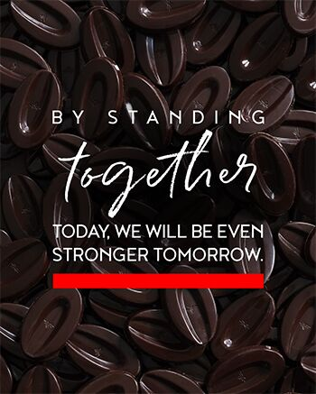 By Standing Together Today We Will Be Even Stronger Tomorrow