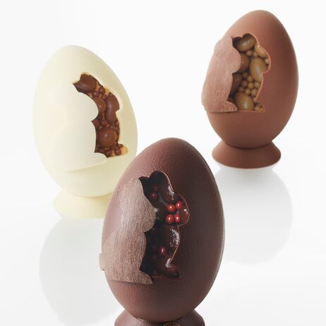 BUNNY Chocolate Egg Recipe