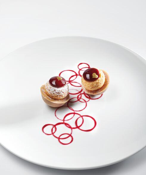 Valentines Dessert BOUCHEES D'AMOUR