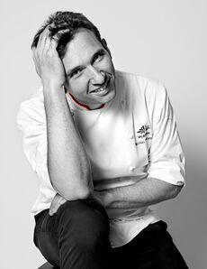 Chef Nicolas Botomisy