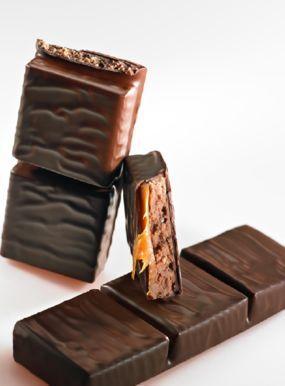 Tablette clac amande caramel