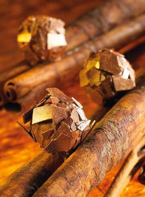Bonbon Eclat de Caramel Praliné