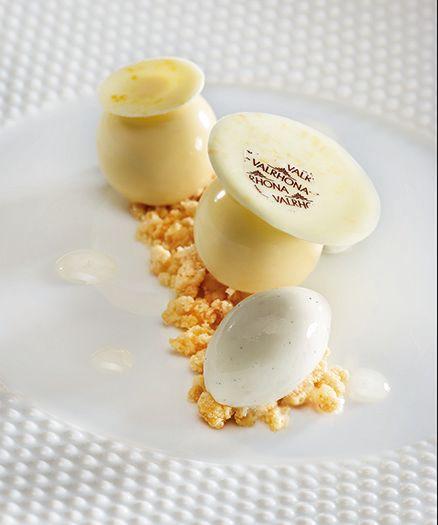 Dessert Kisselo version Restaurant