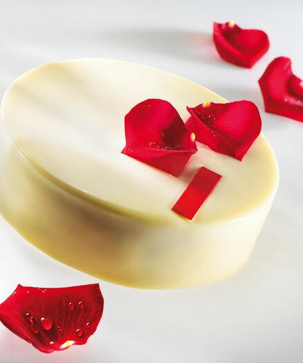 Valentine's Entremets