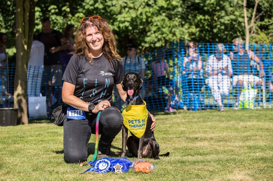 Lovable Lurcher Luna In The Limelight At The Battersea Old Windsor Fun Day Battersea Dogs Cats Home