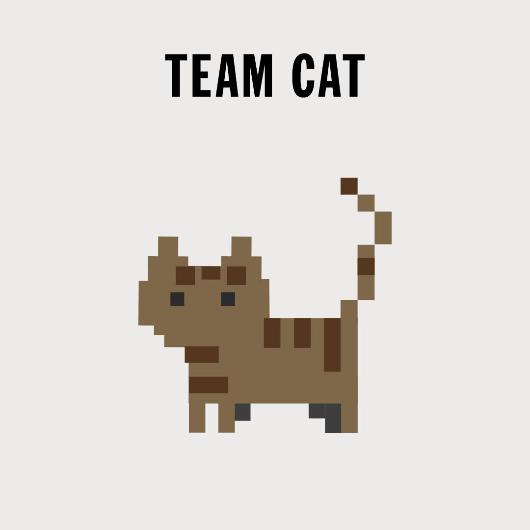 Join team cat
