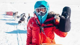 The Lapland Husky Trail Challenge