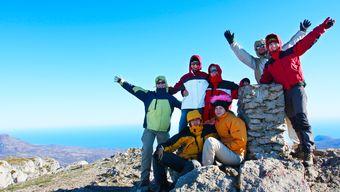 Lakes 4 Peaks Challenge