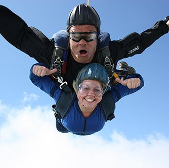 Skydive for Battersea