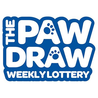 Paw Draw weekly lottery