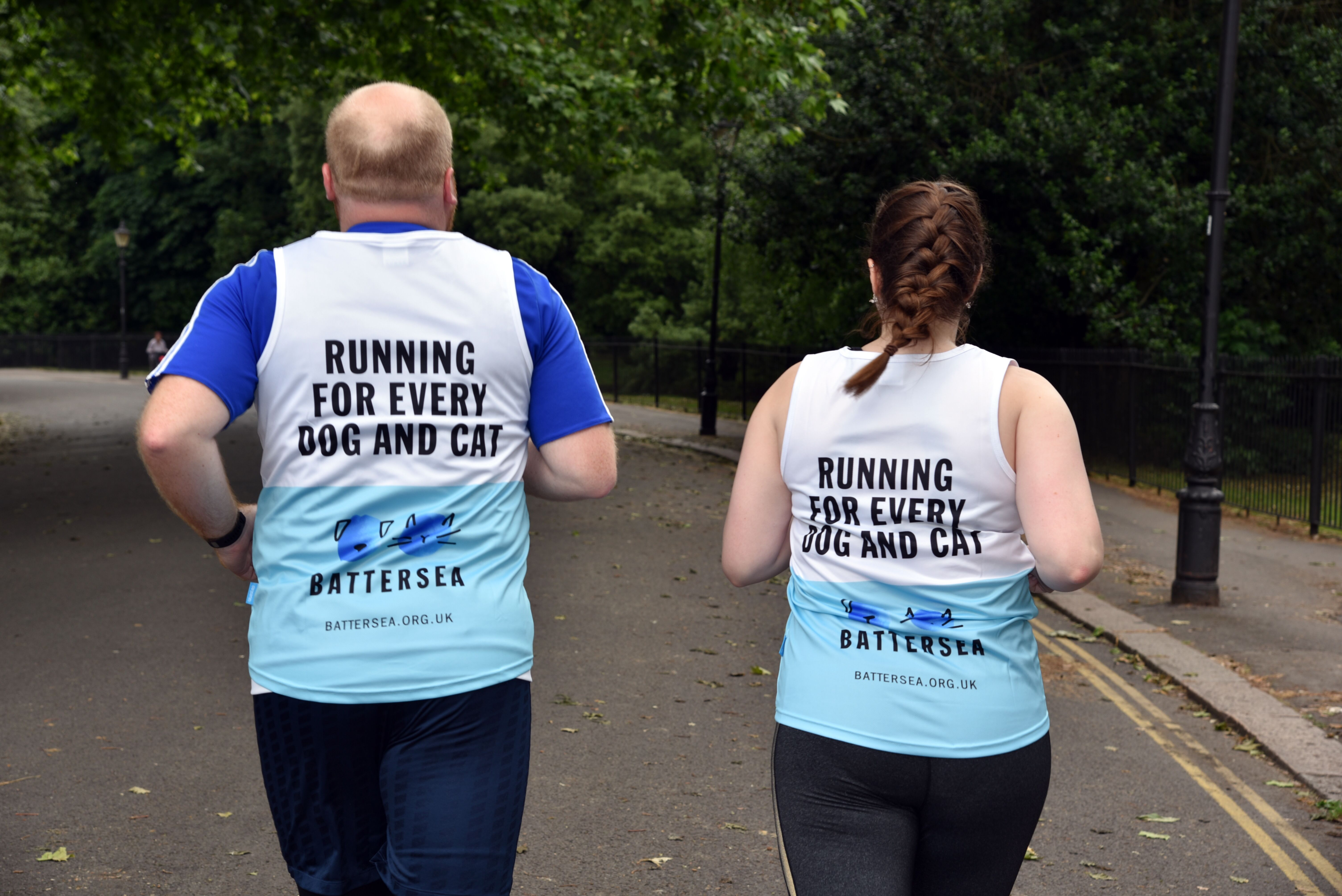 Running for every dog and cat