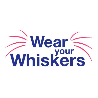 Wear your Whiskers (donation page logo)