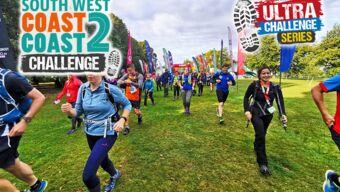 South West Coast 2 Coast Ultra Challenge