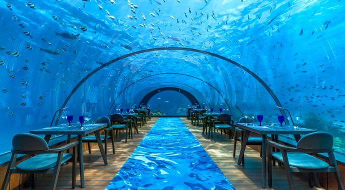 M6M Undersea Restaurant