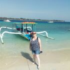 Tracey Crowley in Thailand