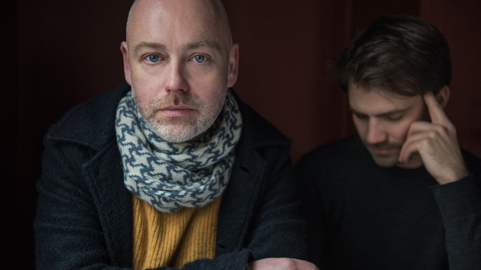 365 Stories and Music, Aidan O'Rourke and Kit Downes