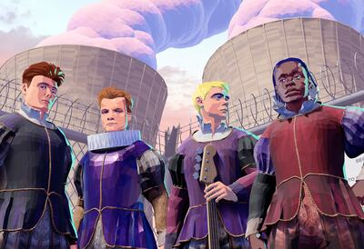 Black Midi, rock band