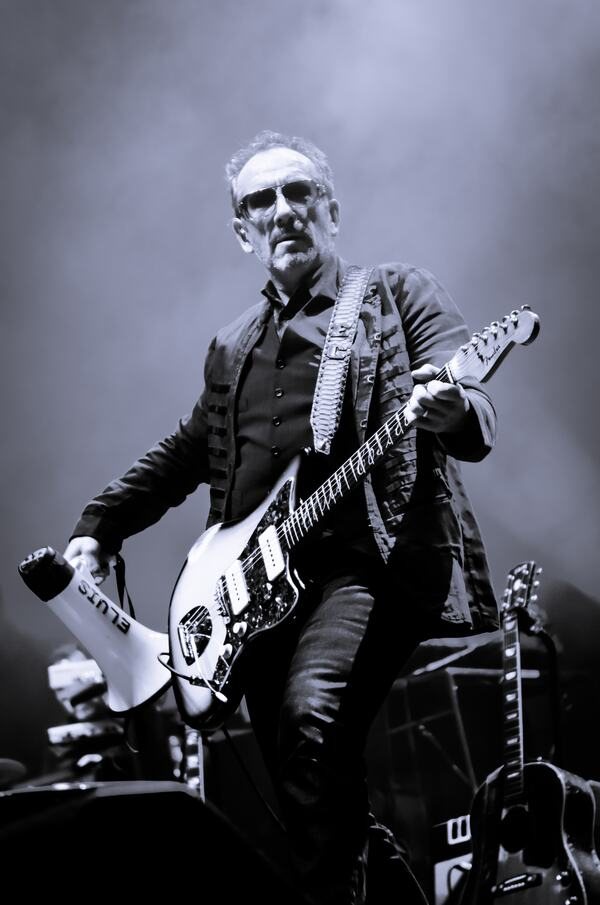 Elvis Costello Musician