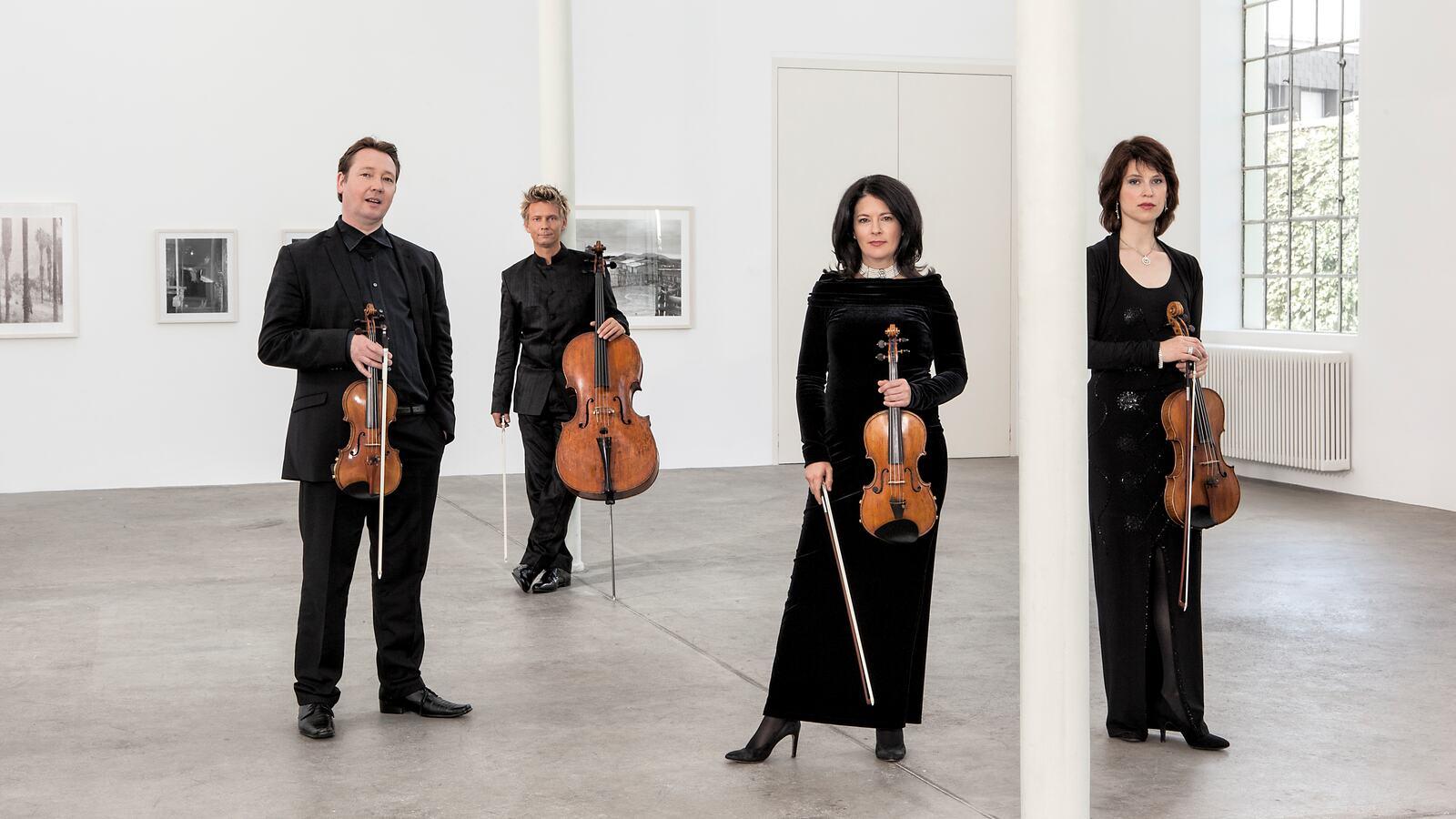 Minguet Quartet, musical group