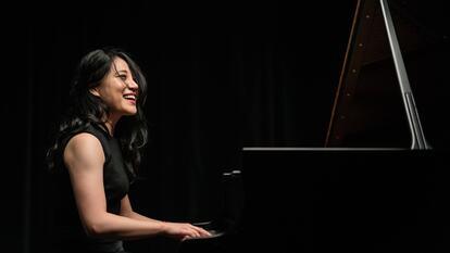 Zhang Zuo, pianist