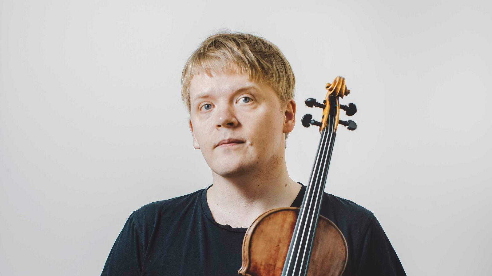 Pekka Kuusisto. Photo:Maija Tammi