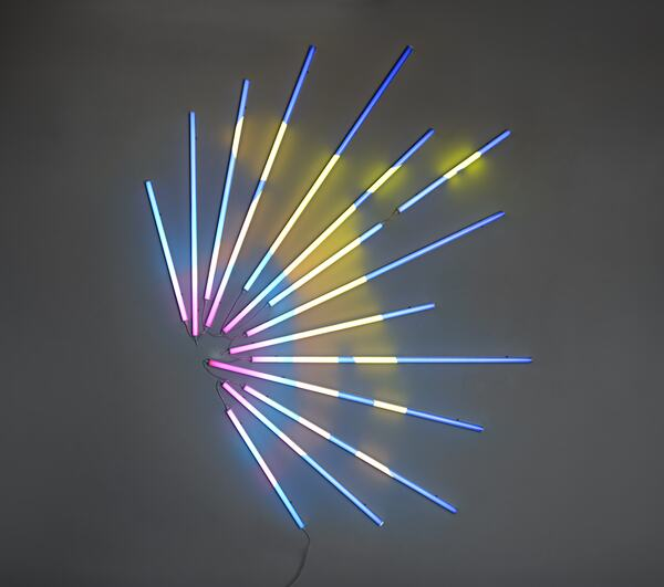 James Clar, Freefall v9, 2011, courtesy and copyright the artist