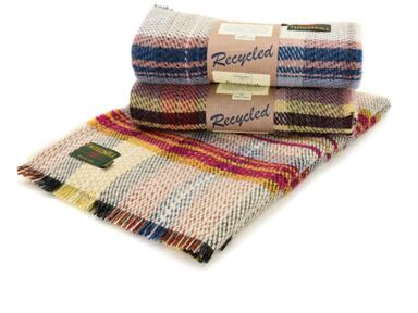All Wool Recycled Rug by Tweedmill