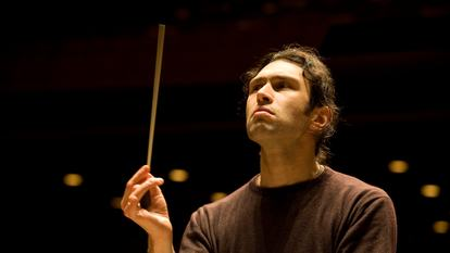 Vladimir Jurowski at the Southbank Centre