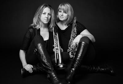 Jensen Sisters, musicians