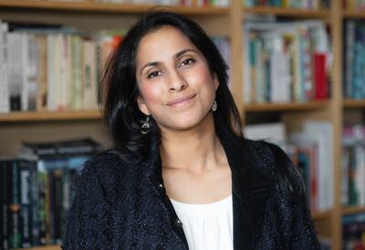 Smriti Prasadam-Halls, author