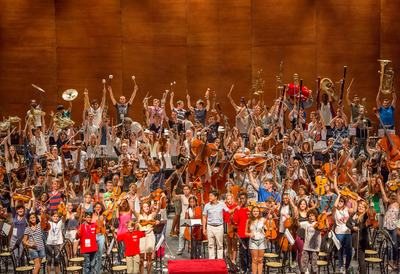 Sistema Europe Youth Orchestra