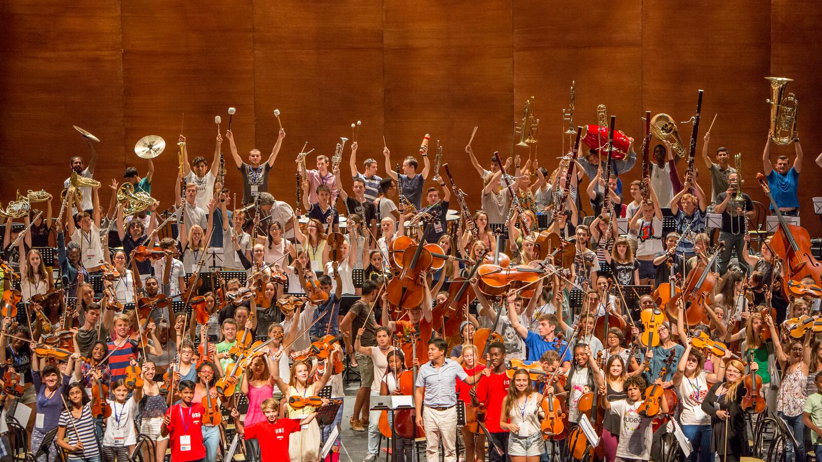 Sistema Europe Youth Orchestra