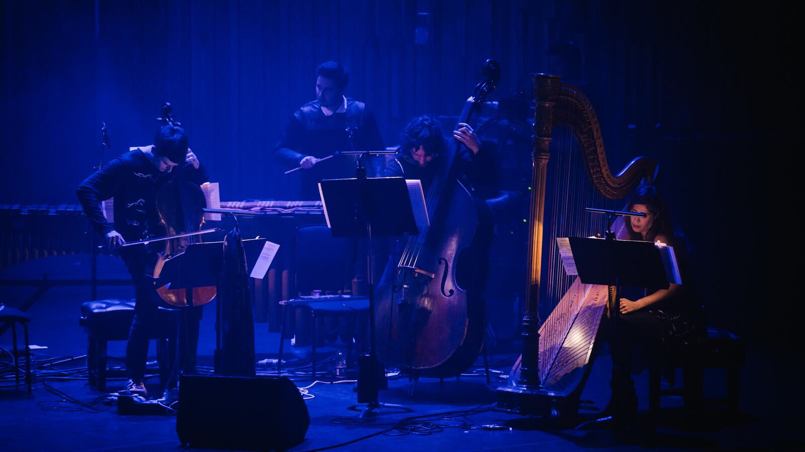 LCO x Erased Tapes at Southbank Centre
