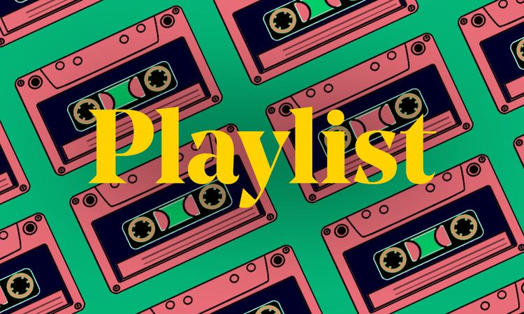 Generic artwork for playlist articles on the blog