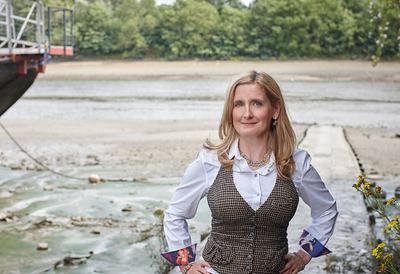 Cressida Cowell, author